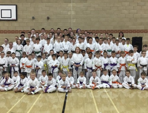 Coloured Belt Grading July 2017